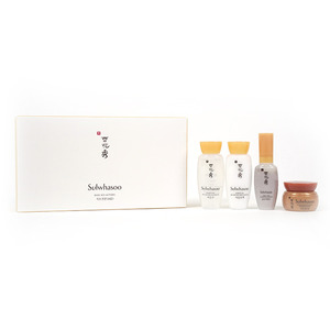 [Sample Kit] Sulwhasoo Basic trial kit (4 items)