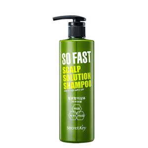 [MD] secretKey So Fast Scalp Solution Shampoo 500ml