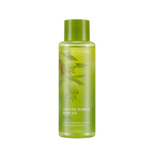 Nature Republic Love Me Bubble Body Oil Olive 155ml
